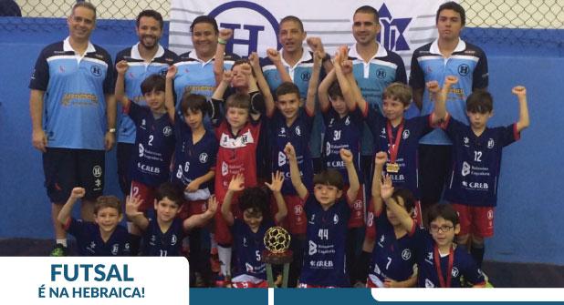 Hebraica Futsal Macabi