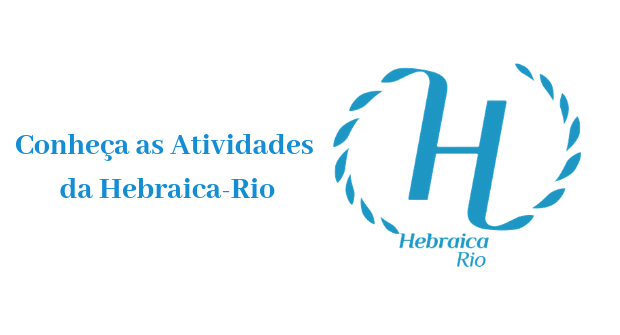 Atividades Hebraica-Rio