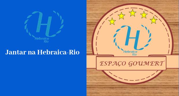 Jantar na Hebraica-Rio
