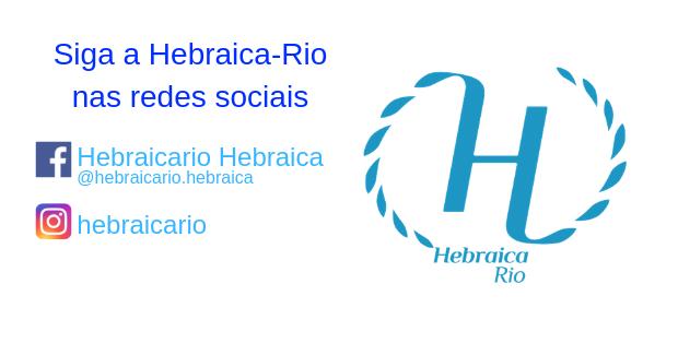 Hebraica nas Redes Sociais